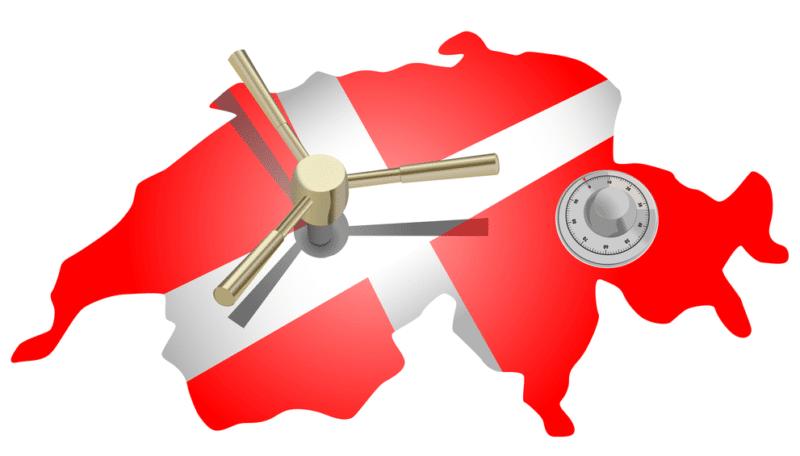 открыть счет в швейцарском банке физическому лицу из России