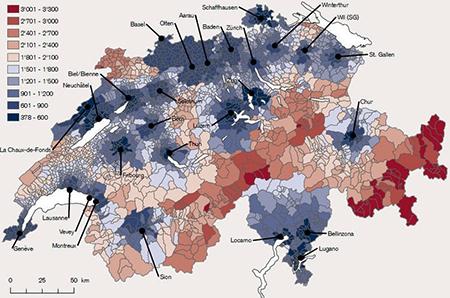 налоги в Швейцарии