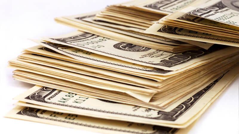 вложение денег в банковские депозиты